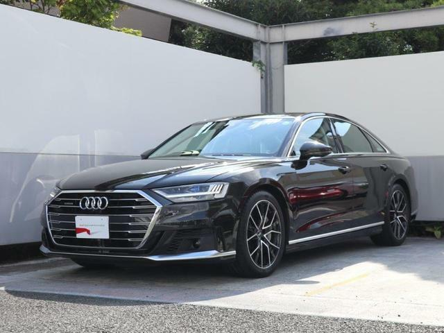 2020年モデル 禁煙車 認定中古車 Bang & Olufsen サウンドシステム HDマトリクスLEDヘッドライト アウディレーザーライトパッケージ  ダイナミックオールホイールステアリング