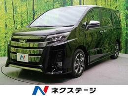 トヨタ ノア 2.0 Si WxBIII 登録済未使用車 ハーフレザーシート LED