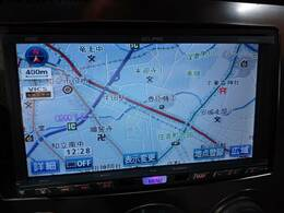 イクリプスHDDナビを装備でロングドライブも快適です。フルセグTV視聴可能!