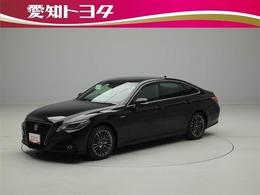 トヨタ クラウン S スポーツスタイル 当社試乗車 トヨタ認定中古車 ドラレコ