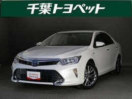 トヨタ カムリハイブリッド 2.5 Gパッケージ プレミアムブラック フルセグTV メモリーナビ ETC