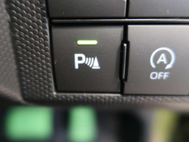 【コーナーセンサー】前後バンパーに付いたセンサーが障害物が一定の距離に近づくとアラームで教えてくれます♪苦手な車庫入れも安心ですね☆