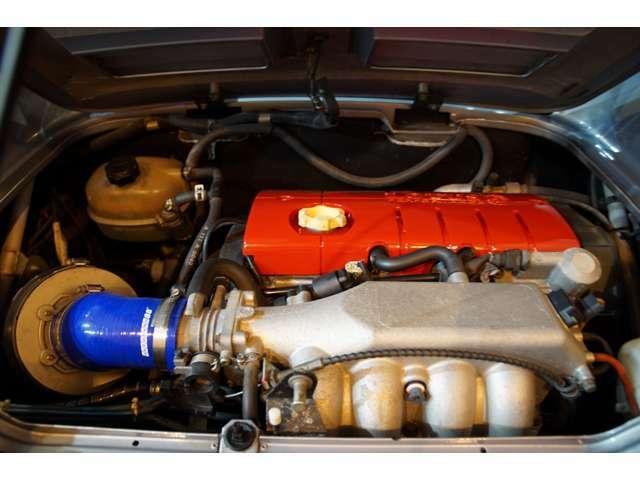 Kシリーズ 水冷直4DOHCエンジン 1.796cc 16バルブ可変機構付(VVC)
