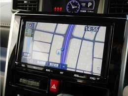 【純正ナビ】運転がさらに楽しくなりますね!! ◆DVD再生可能◆フルセグTV◆Bluetooth機能あり
