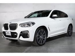 BMW X4 M40i 4WD サンルーフ 21インチ
