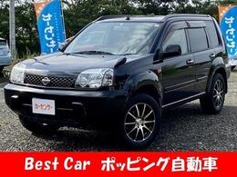 日産 エクストレイル 2.0 Xtt 4WD HID・ナビ・4WD・TVフルセグ・車検R3.11