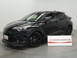 トヨタ C-HR ハイブリッド 1.8 G モード ネロ メモリーナビ・バックモニター付