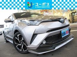トヨタ C-HR ハイブリッド 1.8 G TRDエアロ・LEDヘッドライト・ナビTV