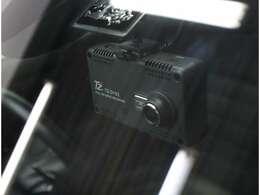 社外品ドライブレコーダー装備