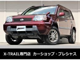 日産 エクストレイル 2.0 S 4WD 前期専用色 1オーナー MT 記録簿 社外16AW