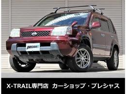 日産 エクストレイル 2.0 S 4WD 専門店 1オーナー MT 記録簿 社外16AW