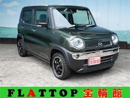 マツダ フレアクロスオーバー 660 XT ターボ/MAD15AW/MTタイヤ/ナビTV/禁煙車