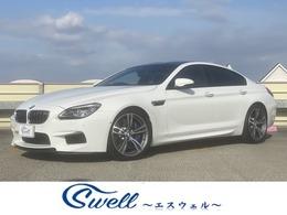 BMW M6 グランクーペ 4.4 後期/純正ナビ/地デジTV/ドラレコ/黒革