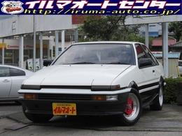 トヨタ スプリンタートレノ 1.6 GTアペックス 後期型トレノ 5速MT 車高調付 LSD付