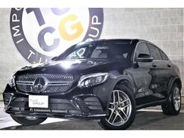 メルセデス・ベンツ GLCクーペ 220 d 4マチック スポーツ (本革仕様) 4WD SR 黒革 LED 360度 ブルメスタ HUD 2年保証