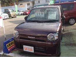 ダイハツ ミラトコット 660 X SAIII 社用車