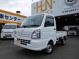 マツダ スクラムトラック 660 KC エアコン・パワステ ドラレコ ETC ナビTV