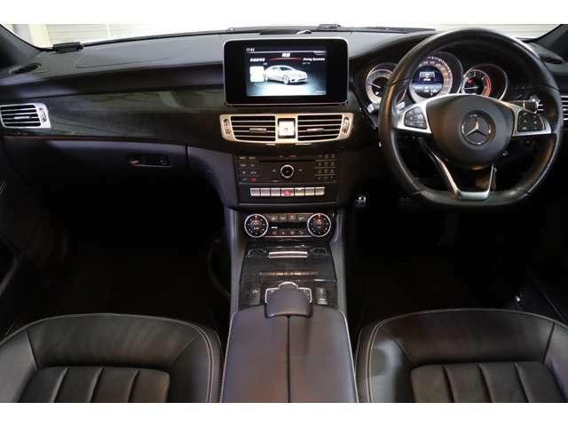 2015年式 CLS220ブルーテック AMGライン レーダーセーフティPKGが入庫致しました。ボディカラーはダイヤモンドホワイトを配色!
