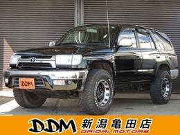 トヨタ ハイラックスサーフ 2.7 SSR-V ブラックナビゲーター 4WD 4WD/16インチホイール