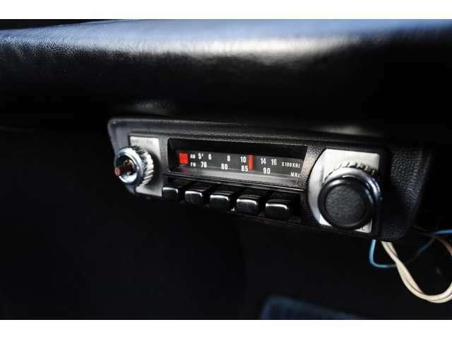 純正ラジオ(不鳴)
