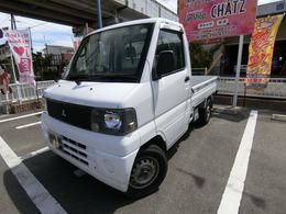 三菱 ミニキャブトラック 660 Vタイプ 5MT パワステ エアコン