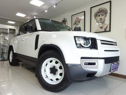 ランドローバー ディフェンダー 110 ローンチ エディション P300 4WD ワンオーナー車 135台限定 フジホワイト