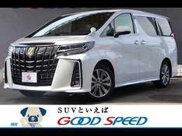 トヨタ アルファード 2.5 S タイプゴールドII サンルーフ キャプテンシート 3眼LEDヘッ