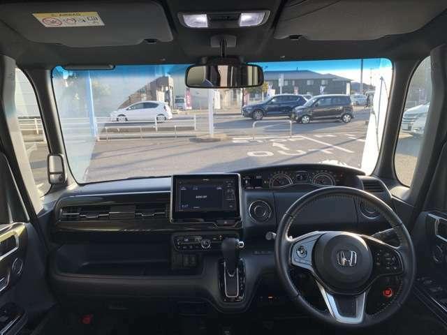視界良好!!N-BOXに乗ったら他の車にもう乗れない。