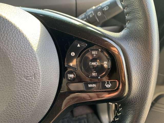 ホンダセンシング搭載車。安心して運転頂けます。