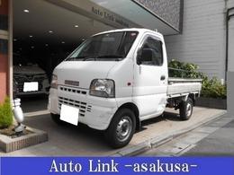 スズキ キャリイ 660 KUスペシャル 3方開 マニュアル車