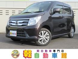 マツダ フレア 660 HS 4WD ナビTV ABS レーダーB アイドルストップ