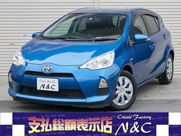 トヨタ アクア 1.5 S ETC シートクリーニング 全国1年保証付
