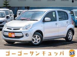 トヨタ パッソ 1.0 X 4WD ワンオーナー 純正CDデッキ 社外13AW