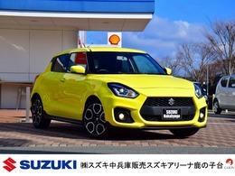 スズキ スイフト スポーツ 1.4 6速AT/ナビ/TV/ETC/ワンオーナー