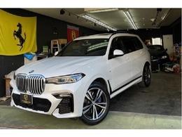 BMW X7 xドライブ35d Mスポーツ ディーゼルターボ 4WD リヤエンター スカイラウンジ6人乗り