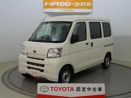 トヨタ ピクシスバン 660 デラックス ハイルーフ 4WD ナビ キーレス ETC