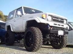 4WDのカスタムも随時受付中。こんな四駆作りたいから始まるオーダー制作!!