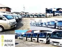 軽自動車からビックセダン、マイクロバス、ハイエース10人乗りレンタカーございます!29人乗りのバスが60台!