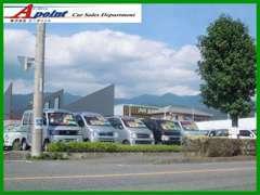 在庫数 150台、クレジットカード、オートローンOKです!日本中古自動車販売協会連合会加盟店
