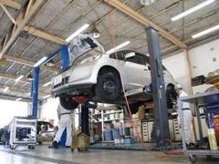 提携工場完備、納車時には徹底的に点検・整備をし販売しております。お客様が安心してお乗り頂ける事を第一に考えております。