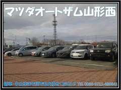 ☆新車・中古車とズラリと展示中!!