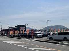 TAX野洲本店は滋賀県は県道2号線沿いに御座います☆