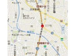 JR赤羽駅より鳩ヶ谷行きバスにて約20分変電所下車目の前!