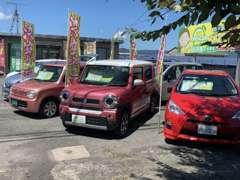 佐賀県・長崎県・福岡県を中心に6店舗展開!!!!総台数300台の中から選べます!!