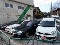 厳選されたお車を低価格でご紹介させていただいています。