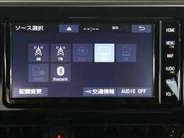 【純正7型ナビ(NSZT-W68T)】CD/DVD/SD/Bluetooth/フルセグTV/音楽録音機能