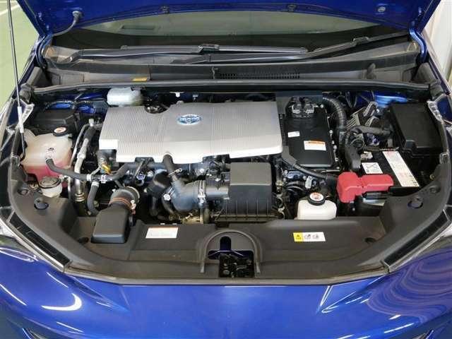1.8L ガソリンエンジン+HV