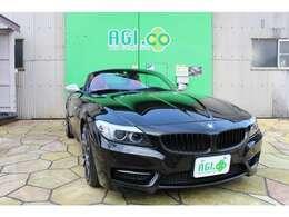 希少 グレード BMWのプレミアム・オープン・モデルBMW Z4・S-DRIVE・35iS正規ディーラー車・入庫しました!