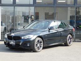 BMW 3シリーズグランツーリスモ 320d xドライブ Mスポーツ ディーゼルターボ 4WD ブラックレザーシート ブラックキドニー