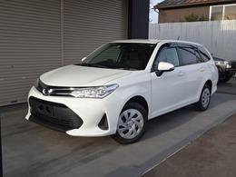 トヨタ カローラフィールダー 1.5 X 4WD 純正ナビ・トヨタセーフティセンス